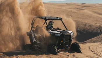 When to use 4WD on a UTV