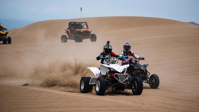 avts and rzr in dunes