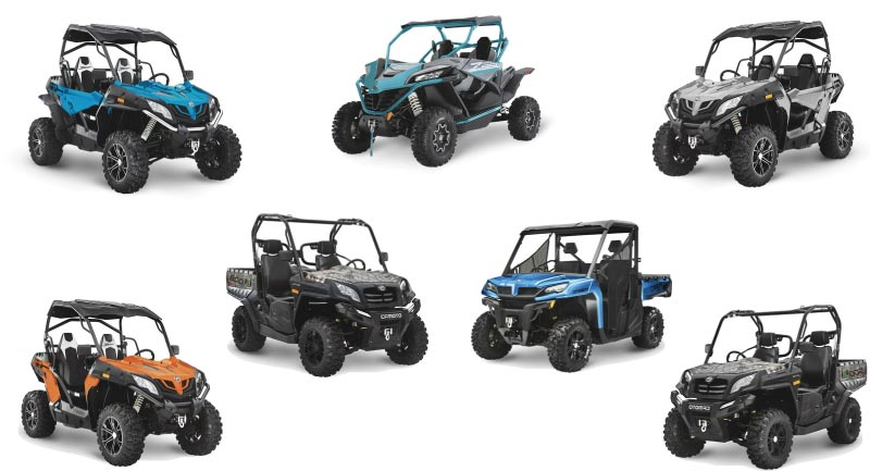 CFMOTO UTV Buyer's Guide